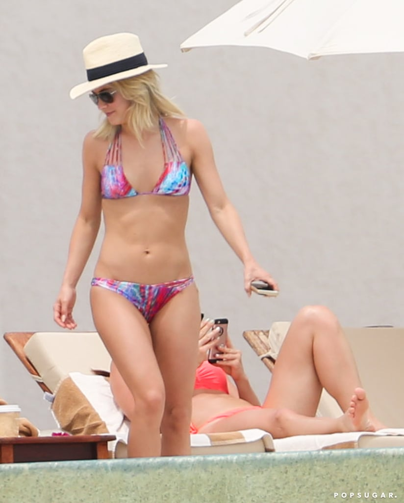 Julianne Hough Bikini Pictures Cabo March 2016