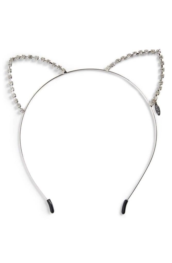 Tasha Crystal Cat Ears