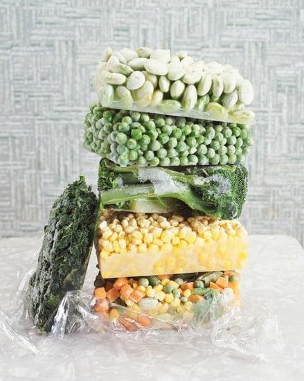 Frozen Spinach Is Nutrient Rich