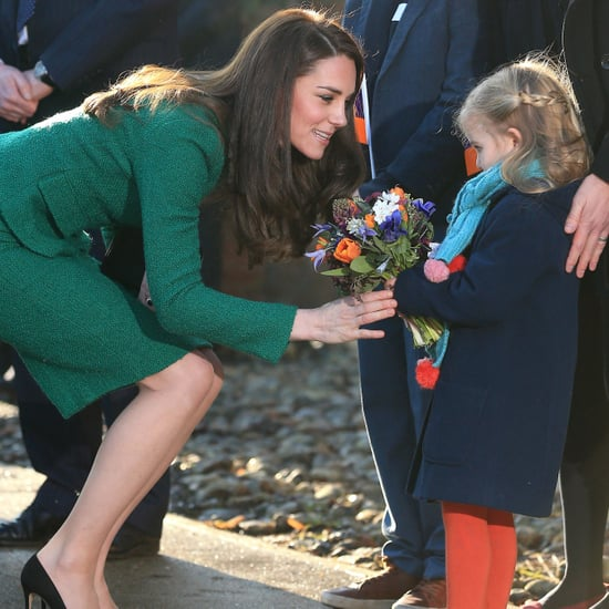 Kate Middleton Visits Children's Hospice Norfolk Jan. 2017