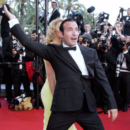 Jean dujardin popsugar entertainment for Jean dujardin parents
