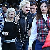 Gwen Stefani at Disneyland November 2015