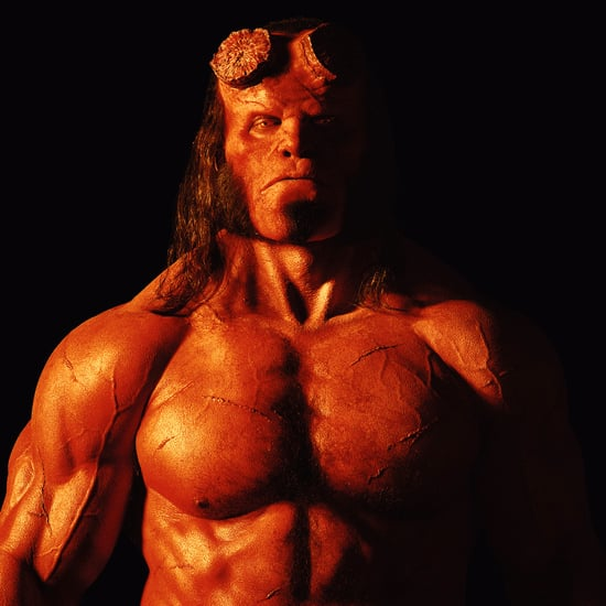 David Harbour as Hellboy Photo