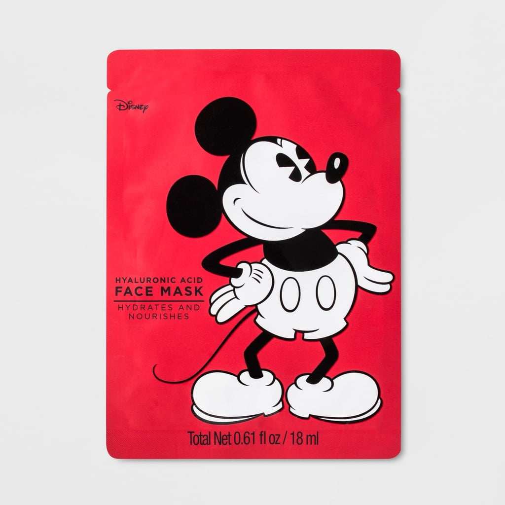 Mickey Mouse Hyaluronic Acid Face Mask