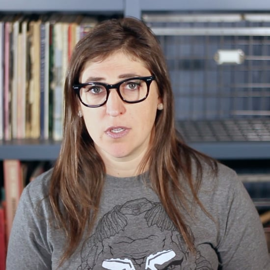 Mayim Bialik on Raising Boys to Not Be Like Harvey Weinstein
