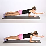 Elbow Plank With Alternating Arm Reach