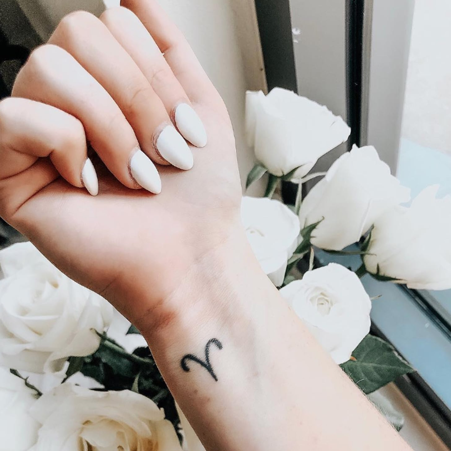 1a7c8c726 Zodiac Sign Tattoo Ideas   POPSUGAR Love & Sex