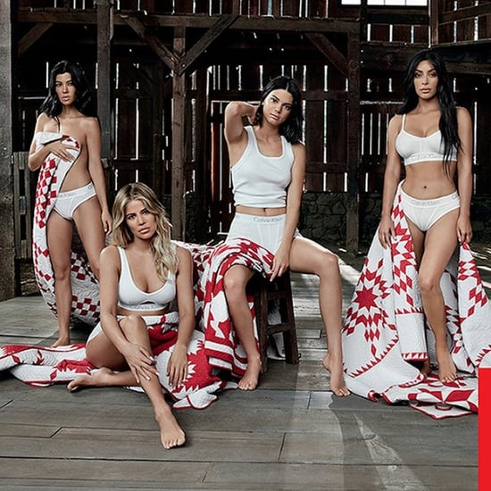 Kardashian-Jenner Calvin Klein Ad Body Positivity