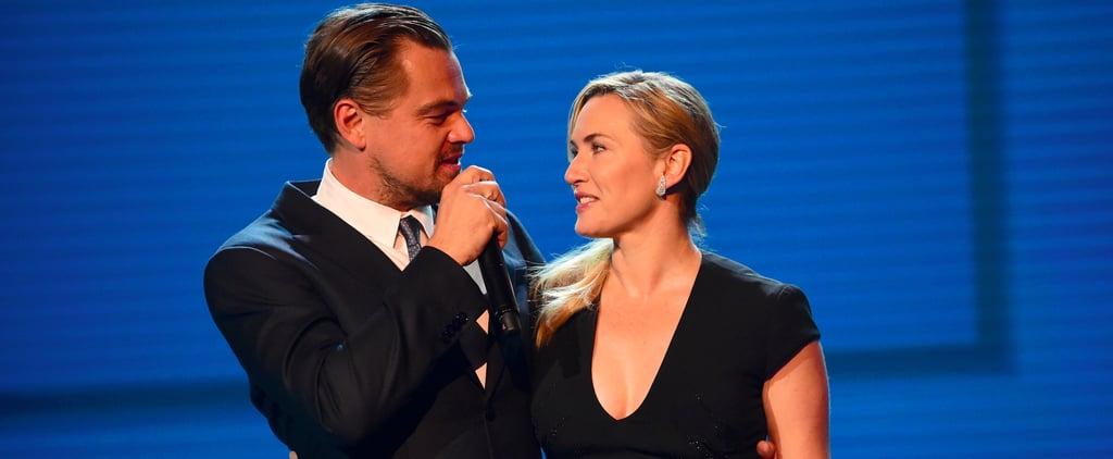 Leonardo DiCaprio, Kate Winslet, and Billy Zane Had a Titanic Reunion of Epic Proportions