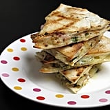 Turkey and Cranberry Quesadilla