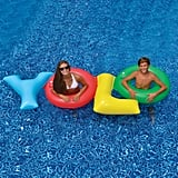YOLO Pool Float