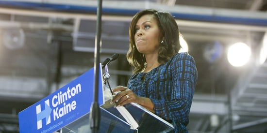 Michelle Obama On Trump's Temperament: 'We Need An Adult In The White House'