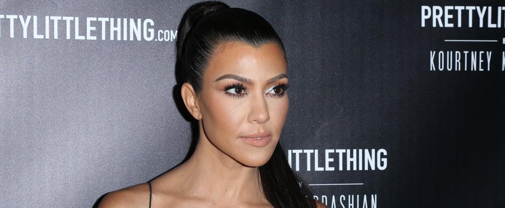 Kourtney Kardashian's Favourite Moisturiser