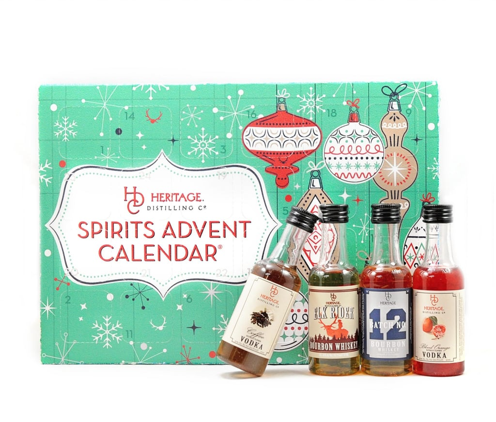 Heritage Distilling Co Spirits Advent Calendar Alcohol