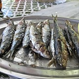 Spanish-Style Grilled Fish