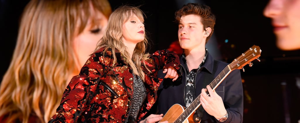 "Listen to Taylor Swift and Shawn Mendes' ""Lover"" Remix"
