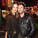 Alessandra and Jamie