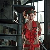 Isla Fisher as Myrtle Wilson in The Great Gatsby.