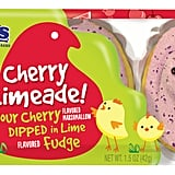 Target Exclusive: Peeps Sour Cherry Flavored Marshmallow Chicks Dipped in Lime Flavored Fudge (~$2)
