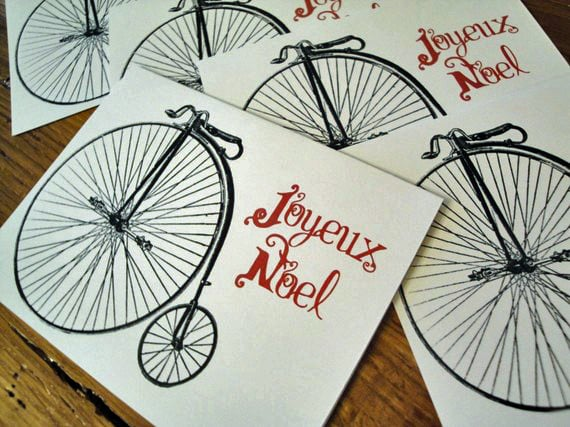 Fitness Holiday Cards