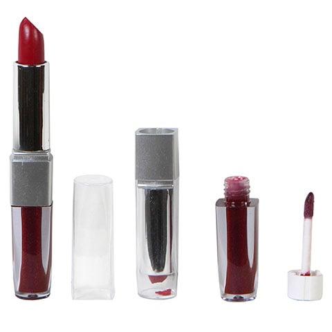 L.A. Colors Lip Gloss & Lipstick Duo ($1)