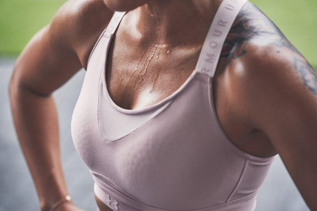 Shop These Under Armour Sports Bras Before Hiking