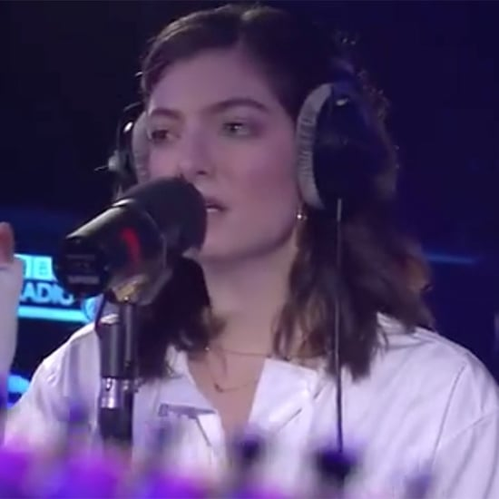 Lorde in BBC Radio 1 Live Lounge 2017 Video