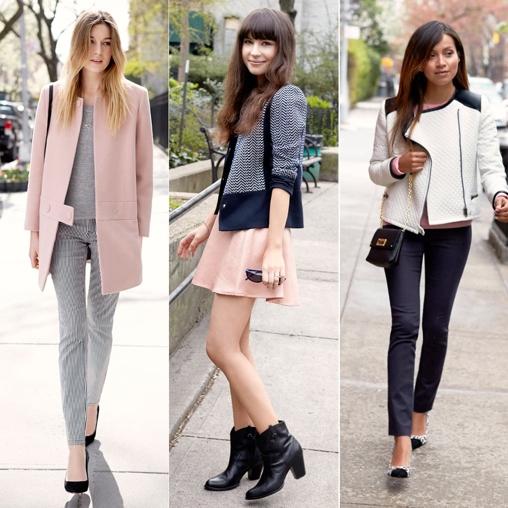 Let Club Monaco's Street Style Inspire Tomorrow's Outfit