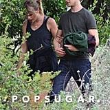 Taylor Swift and Joe Alwyn Showing PDA in Malibu 2018