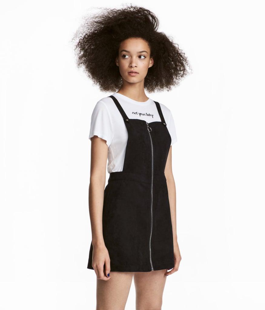 880b14d739 H M Bib Overall Dress