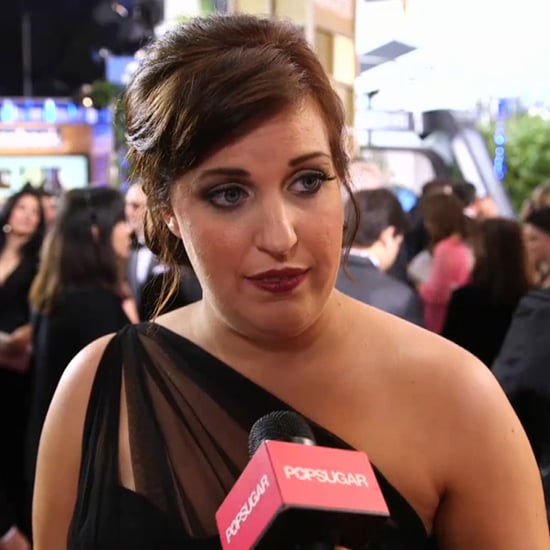 Fargo Star Allison Tolman Interview at Golden Globes | Video