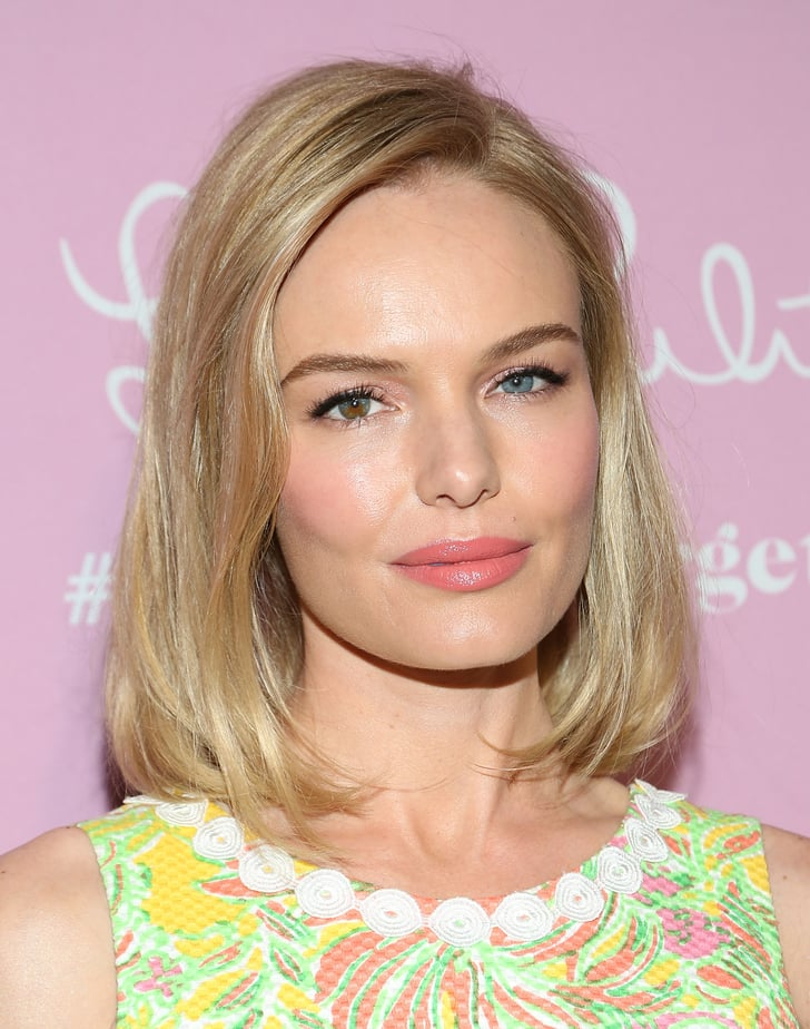 Kate Bosworth Best Bob Haircuts For All Hair Types Celebrity Photos POPSUGAR Beauty UK