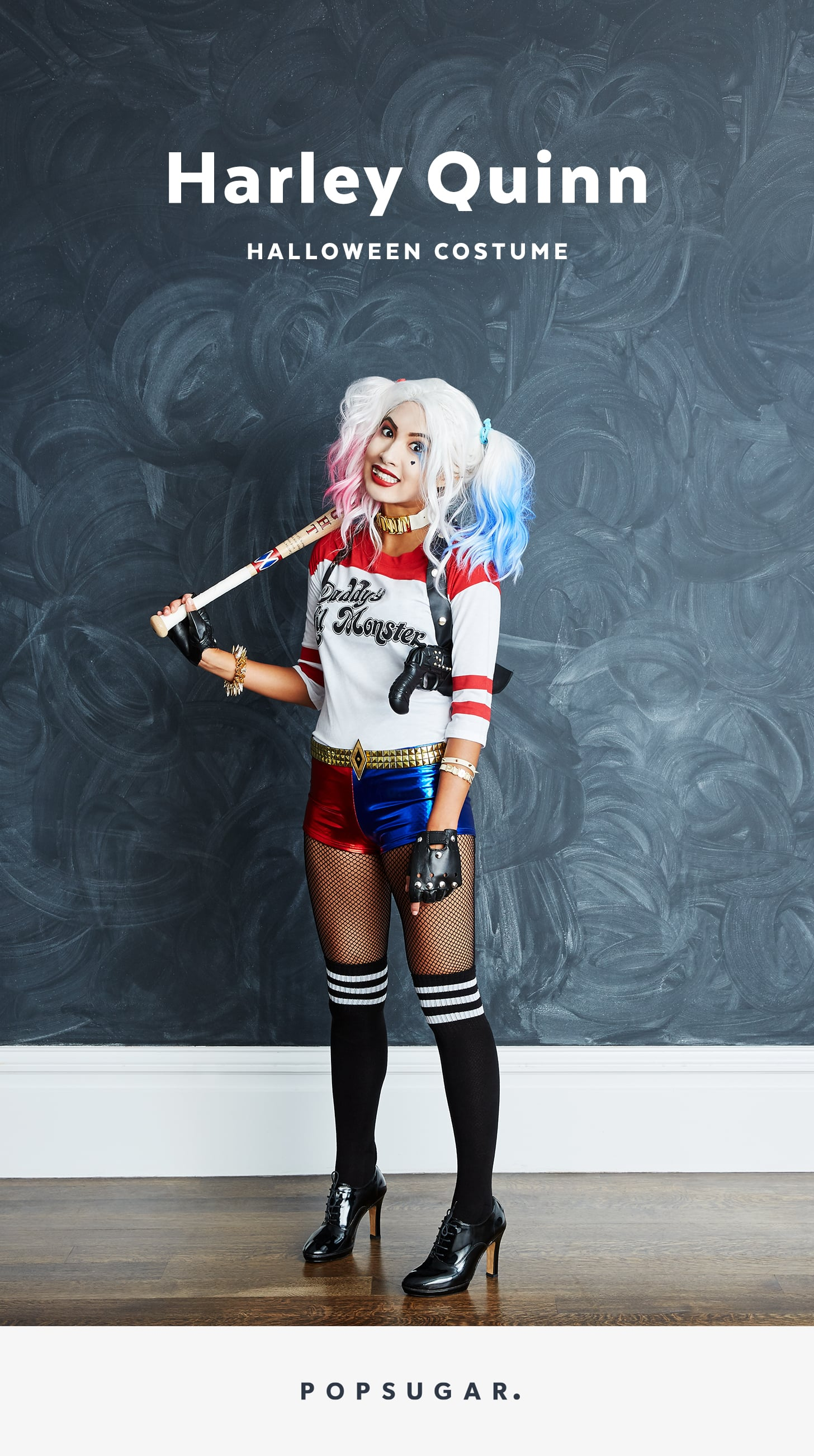 Harley Quinn Halloween Costume | POPSUGAR Smart Living