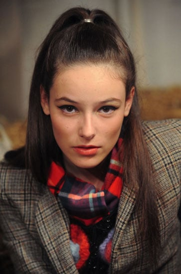 The Best Fall Ponytails