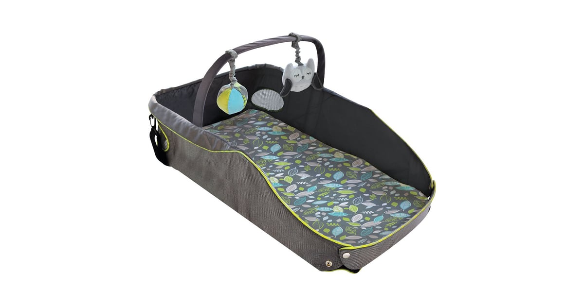 Infant Travel Bed Eddie Bauer Baby Gear Popsugar Moms
