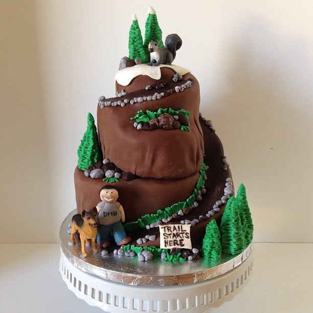 Trail Treat Groom Cake Ideas Popsugar Food Photo 16