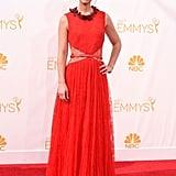 Claire Danes's 2014 Emmys Dress