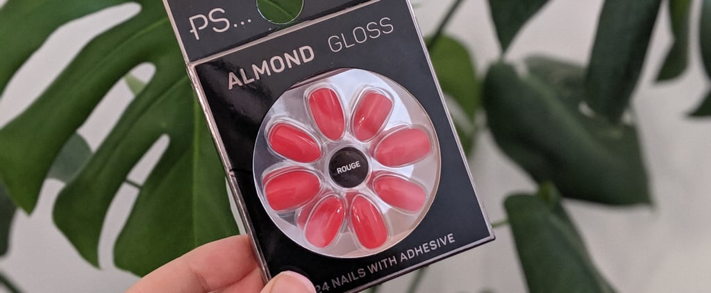 Primark PS Almond False Nails Review With Photos
