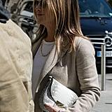 Jen's Snakeskin Céline Purse
