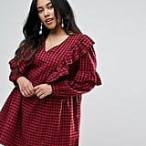 Asos Gingham Dress