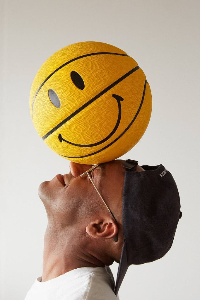 Chinatown Market X Smiley UO Exclusive Smiley Basketball