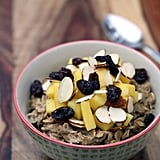 Get the recipe: Low-sugar, high-protein oatmeal
