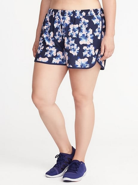 d813f889130 Plus-Size Workout Shorts