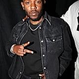 Pictured: Kendrick Lamar