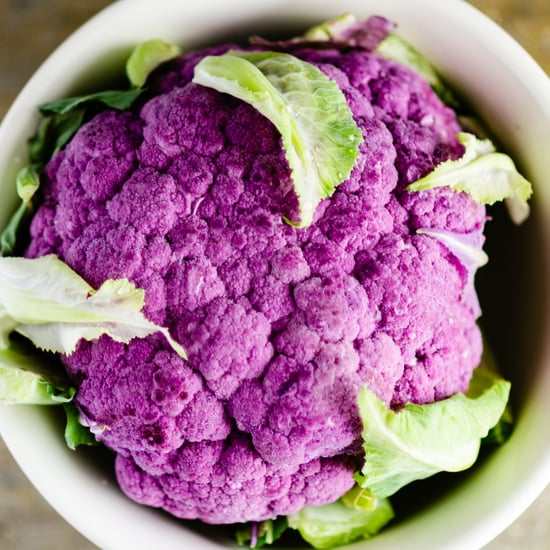 Why Is Purple Cauliflower Purple?