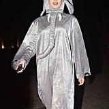 Sophie's Elephant Costume