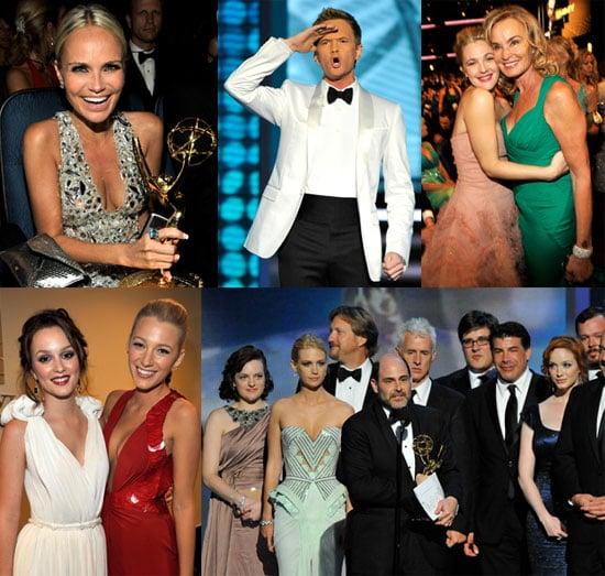 Photos Of The 2009 Primetime Emmy Awards Show, Neil Patrick Harris, Blake Lively, Justin Timberlake, Mad Men, Tina Fey 2009-09-20 23:57:20