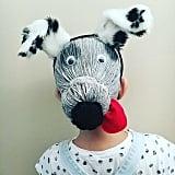 A Happy Dalmatian