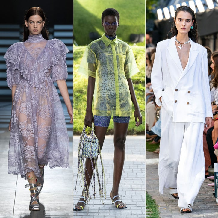 London Fashion Week Trends For Spring 2020 Popsugar Fashion Uk