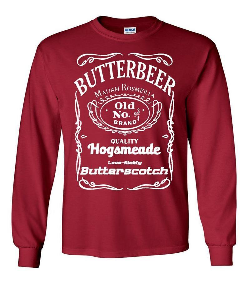 Butterbeer Long-Sleeve T-Shirt